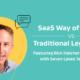 SaaS Way of Buying vs Traditional Legacy RFP