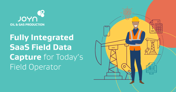 Fully-integrated SaaS Field Data Capture